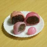 桜餅(道明寺)その2